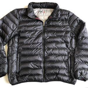 Tumi Men's Pax On-The-Go Packable Jacket Black XL